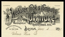 Webster, Cook & Company