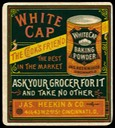 James Heekin & Company / White Cap Baking Powder