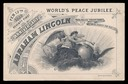 World's Peace Jubilee, 1880